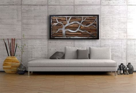 Deko Wand Ideen by Holzkunst Und Kreative Wandgestaltung 29 Wanddeko Ideen
