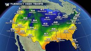 Top Weather Stories for October 31st, 2017 - WeatherNation