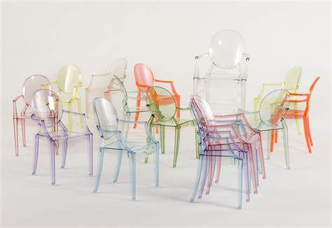 sedia kartell ghost sedute il design a misura di bambino cose di casa