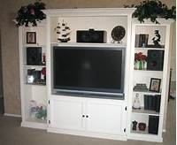 built in entertainment centers Our New Custom-Built DIY Entertainment Center | Blog For ...