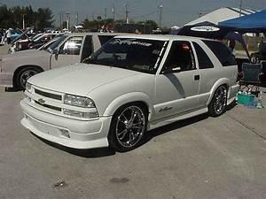 Xtremeblazn U0026 39 S 2001 Chevy Blazer Xtreme On Street Source