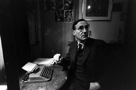 william  burroughs  birthday  famed naked lunch