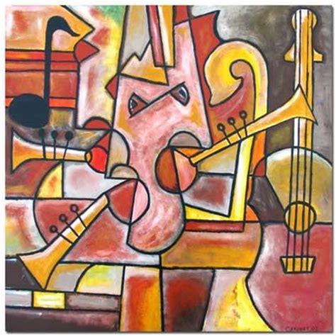 midnight jazz abstract 2d paint marker pastel
