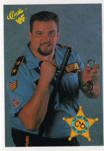 WWF Big Boss Man Wrestler