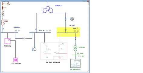 Single Line Diagram by Electrical Single Line Diagram Intelligent One Line