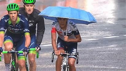 Cycling Rain Touring