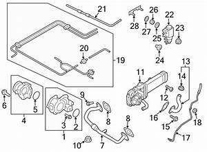 03l131512af - Egr Cooler  Engine  Area  Liter