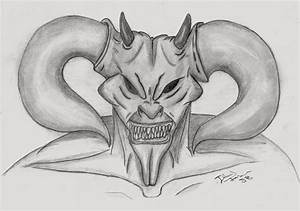 Drawing Devil by mr7jb on DeviantArt