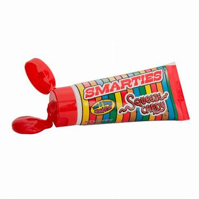 Smarties Squeeze Candy Paste Caramelo Candyland Cl
