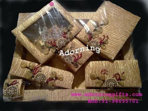 Indian Wedding Trousseau Packing