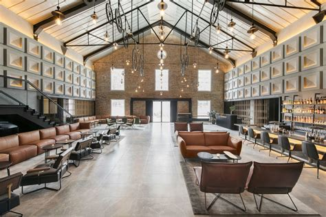 The Home Interior Warehouse :  Turning Industrial Buildings Into