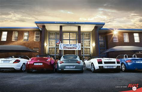 Avis Luxury Car Reunion  The Inspiration Room