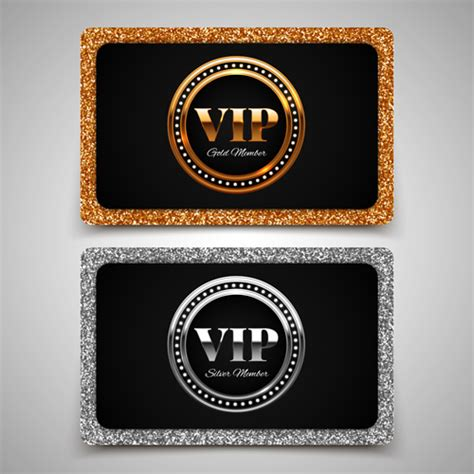 Vip Card Member Free Vector Download (12,962 Free Vector