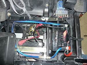 Dual Battery Installation - Polaris Rzr Forum