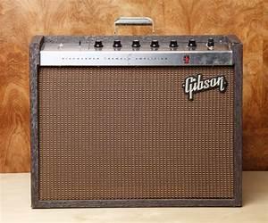 Vintage 1960s Gibson Discoverer Tremolo Ga
