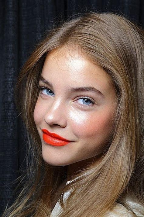 overwhelming orange lip makeup ideas   pretty