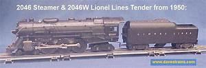 Dave U0026 39 S Trains  Inc   Postwar Lionel Steam Engines  U0026 Tenders