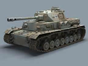 German Panzer Tanks WW2