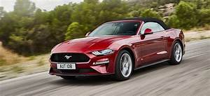 2019 Ford Mustang 2.3-litre EcoBoost Convertible review