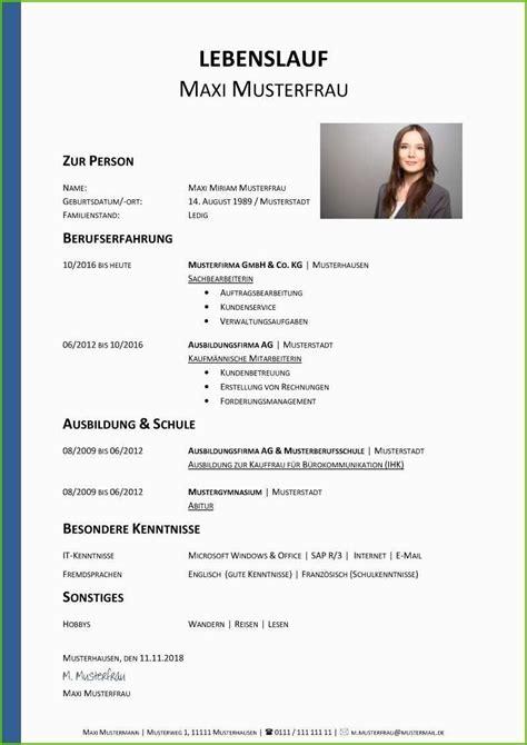 Tabellarischer Lebenslauf Uni Vorlage by 20 Tabellarischer Lebenslauf Muster Uni Usfpanhellenic