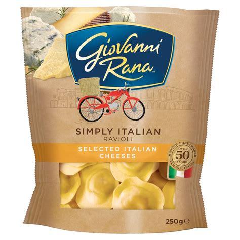 essence bapake pasta fresh milk rana simply italian ravioli selected italian