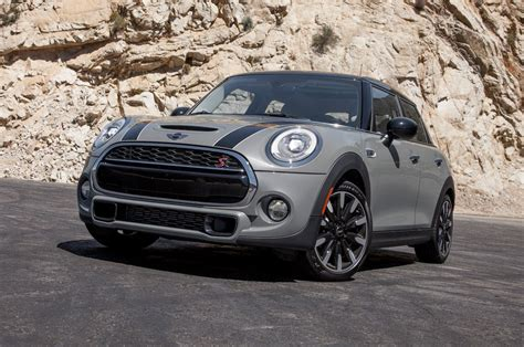 four door mini cooper 2015 mini hardtop 4 door cooper s review test