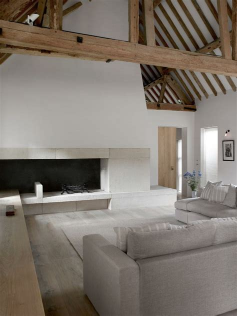 cheminee moderne design pour une ambiance luxueuse