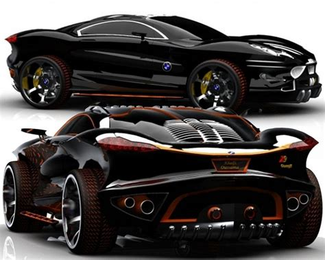 X9 Bmw Concept Car By Khalfi Oussama