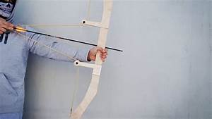 Homemade Slingbow - DIY - YouTube