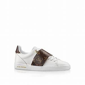 Sneakers Louis Vuitton Homme : sneaker frontrow femme souliers louis vuitton shoes ~ Nature-et-papiers.com Idées de Décoration