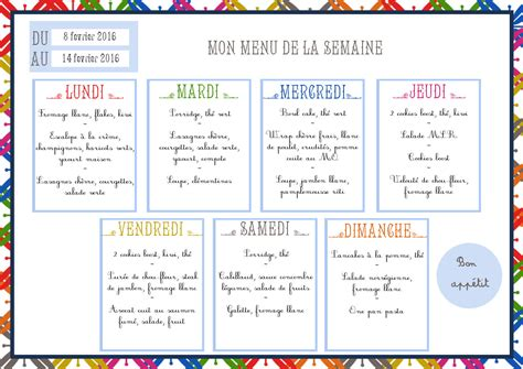 cuisine az menu de la semaine menus de la semaine kerfesse