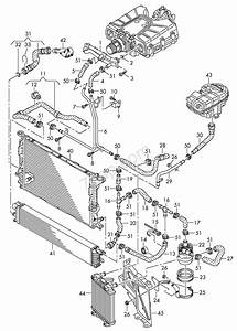 Coolant Cooling System Audi A6  S6 Quattro  A6q  2014 Year Audi Usa 121041