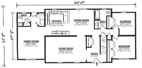 C177822 1 by Hallmark Homes Cape Cod Floorplan