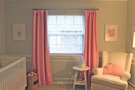 Pottery Barn Baby Room Curtains
