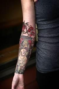 Tattoo Ganzer Arm Frau : 150 coole tattoos f r frauen und ihre bedeutung lifestyle pinterest tattoos arm tattoo ~ Frokenaadalensverden.com Haus und Dekorationen