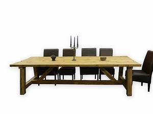 Große Tische 10 Personen : riesiger esstisch aus teakholz massiv f r eine gro e gesellschaftsrunde tische esstische ~ Bigdaddyawards.com Haus und Dekorationen