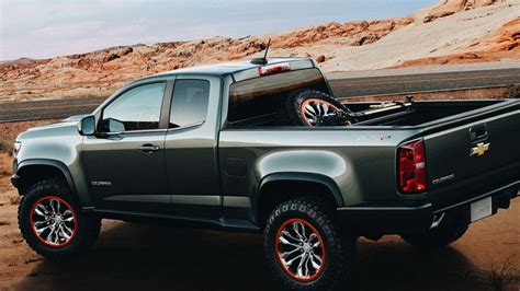 2018 Chevrolet Colorado  20162017 Truck