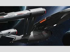 Check Out USS Enterprise From 'Star Trek Discovery' In