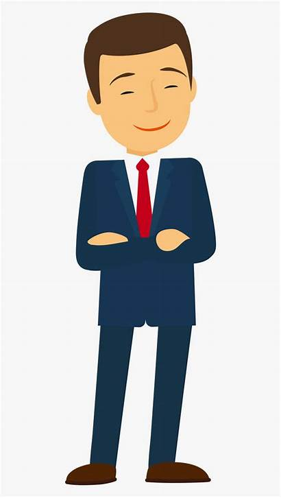 Professional Clipart Male Vector Illustration Smiling Smile