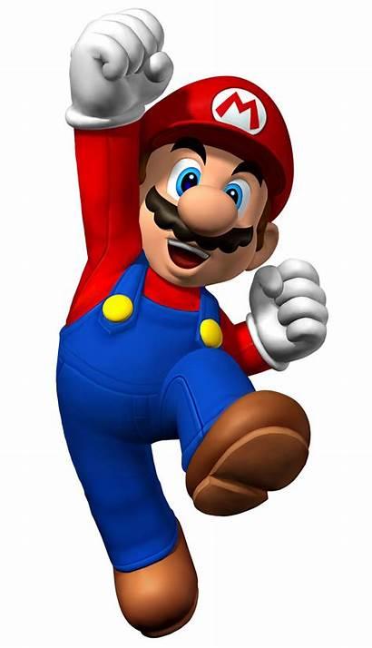 Mario Clip Super Cliparts Link Don Characters