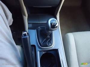 2012 Honda Accord Ex Sedan 5 Speed Manual Transmission