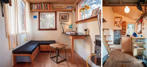 small homes interiors inside storey matthew wolpe tiny house