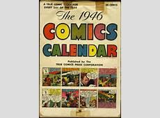 """Você pode reciclar calendários """"vintage"""" em 2013 – Afinal"""