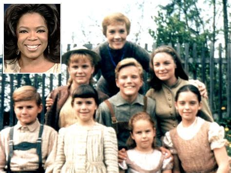 A look at what julie andrews, christopher plummer and other members of the von trapp family have been up to since the musical film's release in 1965. 'Sound of Music' cast reunites on 'The Oprah Winfrey Show' for film's 45th anniversary - New ...