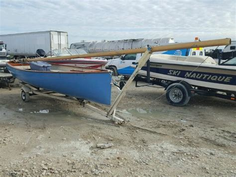Boat Salvage Dallas Tx by 1965 Clar Marine Trl For Sale Tx Dallas Salvage Cars