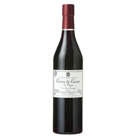creme de cassis maison cr 232 me cassis de dijon 20 70cl briottet saveurs de bourgogne produits du terroir