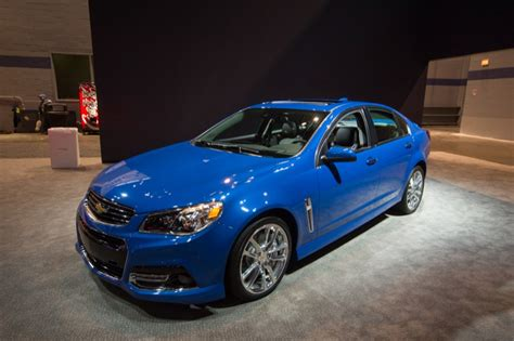 Ss Specs by 2015 Chevy Ss Info Pictures Specs Wiki Gm Authority