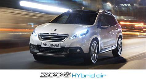 Peugeot Hybrid Air by Peugeot 2008 Hybrid Air Une 233 Cl 233 Vers L Hybride