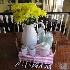 best 25 everyday centerpiece ideas on pinterest kitchen With dining table centerpieces ideas for daily use
