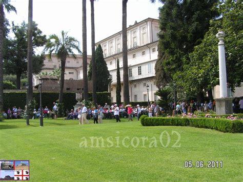Ingresso Giardini Quirinale - i giardini quirinale amsicora02